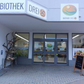 Biothek Drei 50 von außen