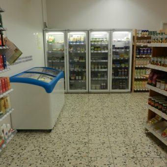 Unser Kühlbereich