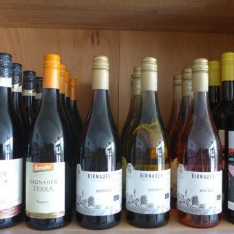 Bio-Bodenseeweine: Hagnauer, Birnauer, Renn