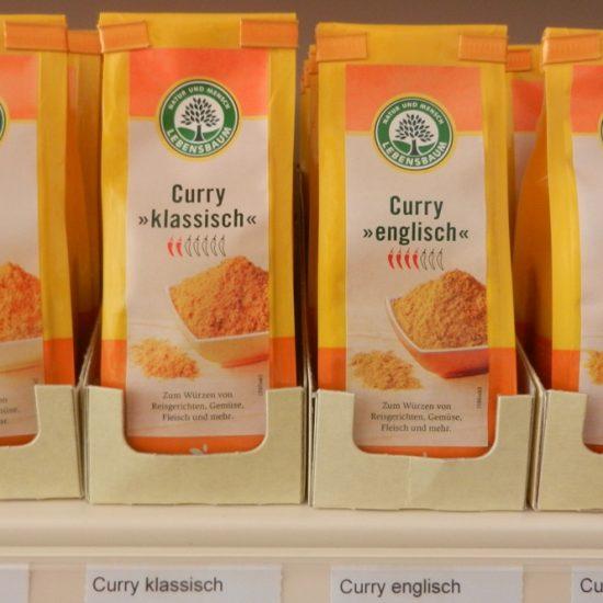 """Hier findet jeder seinen """"Curry"""""""