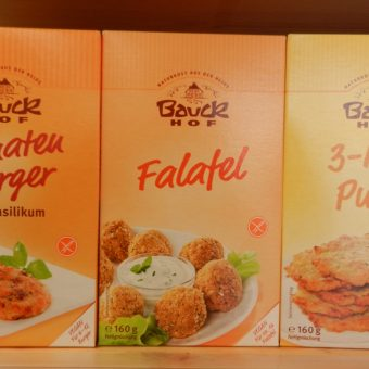 Glutenfrei - auch auf Burger etc. muss nicht verzichtet werden