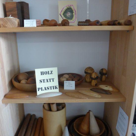 Kunstwerke aus edlem Holz - praktisch und schön