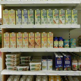 Milchersatzprodukte