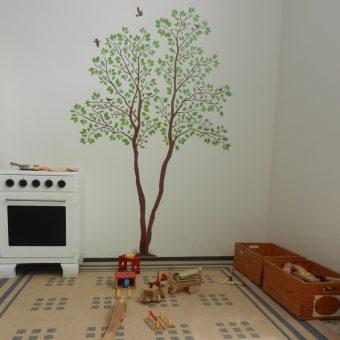 Kinderspielecke - damit die Eltern in Ruhe einkaufen können